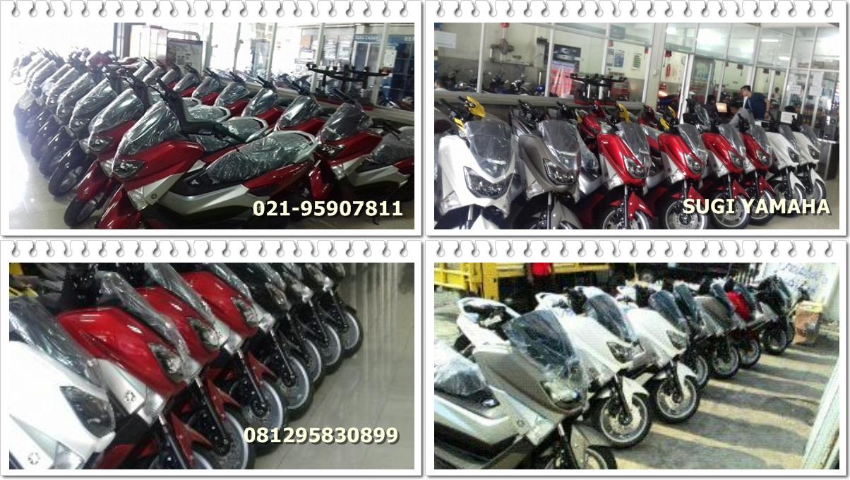 Price List Motor Yamaha N Max Abs N Max Non Abs Kredit