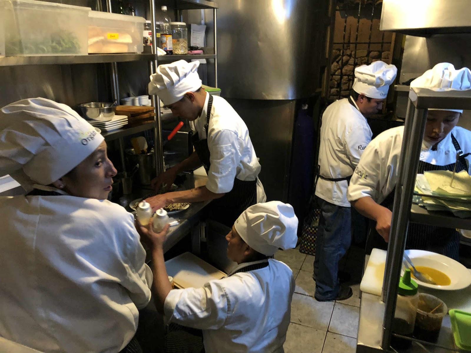 Restaurante Organika Cusco