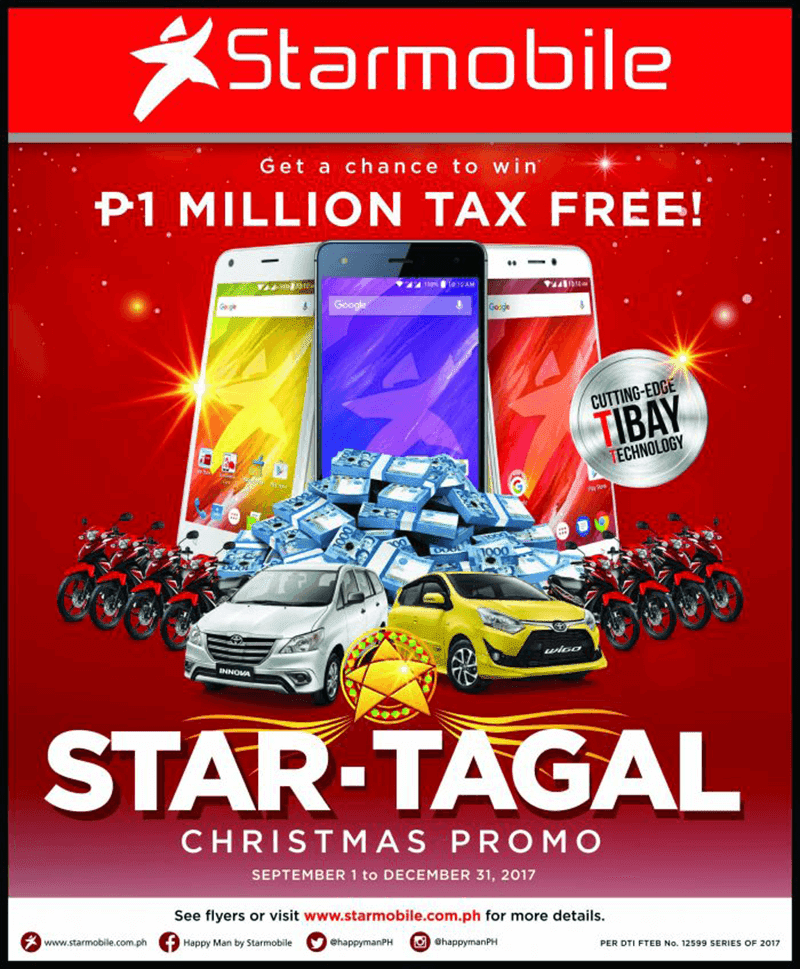 Starmobile Launches Its Biggest Raffle Promo Yet