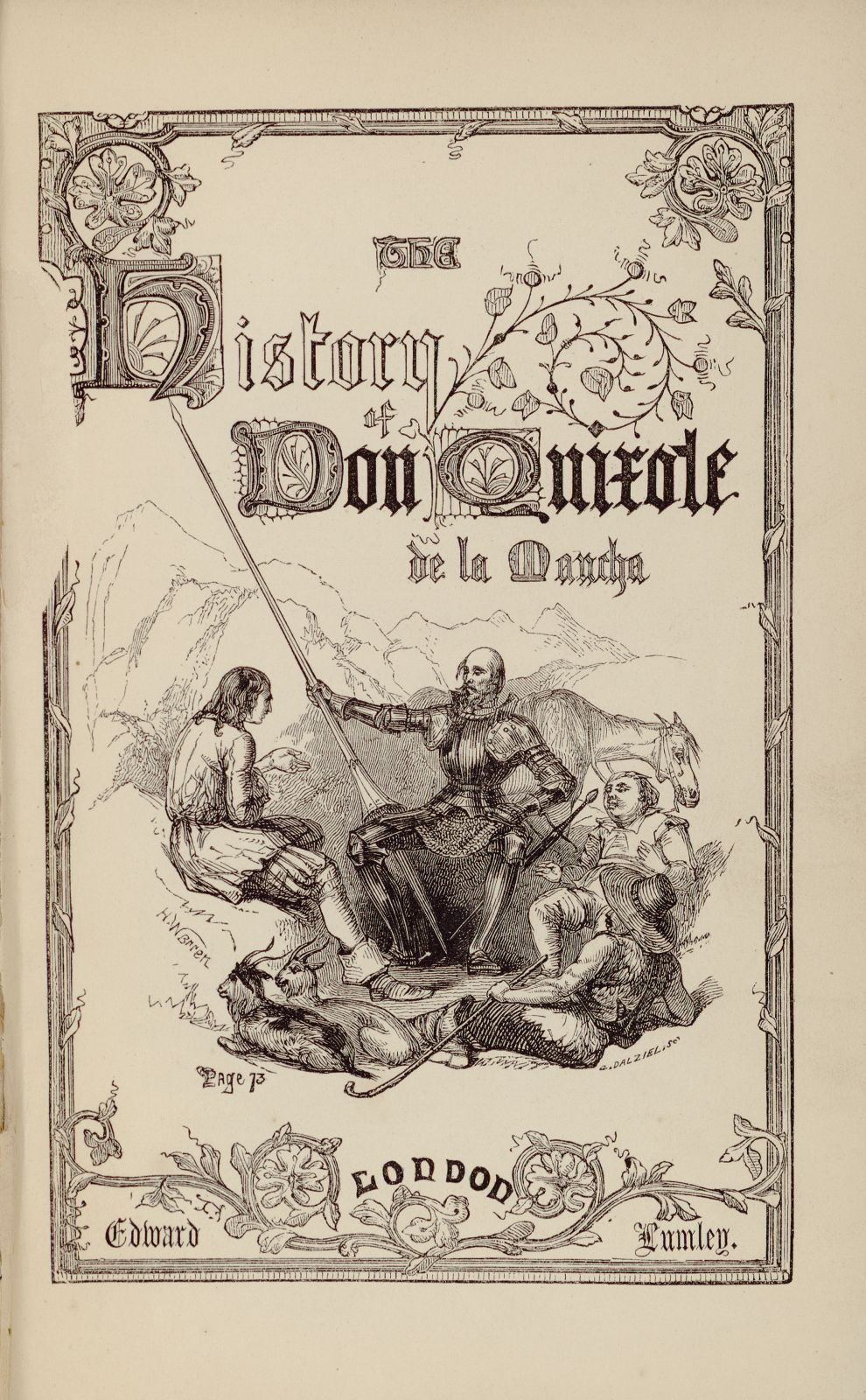 reid s reader a blog of book reviews and comment something old for quite a long time i have contemplated writing something about don quixote on this blog