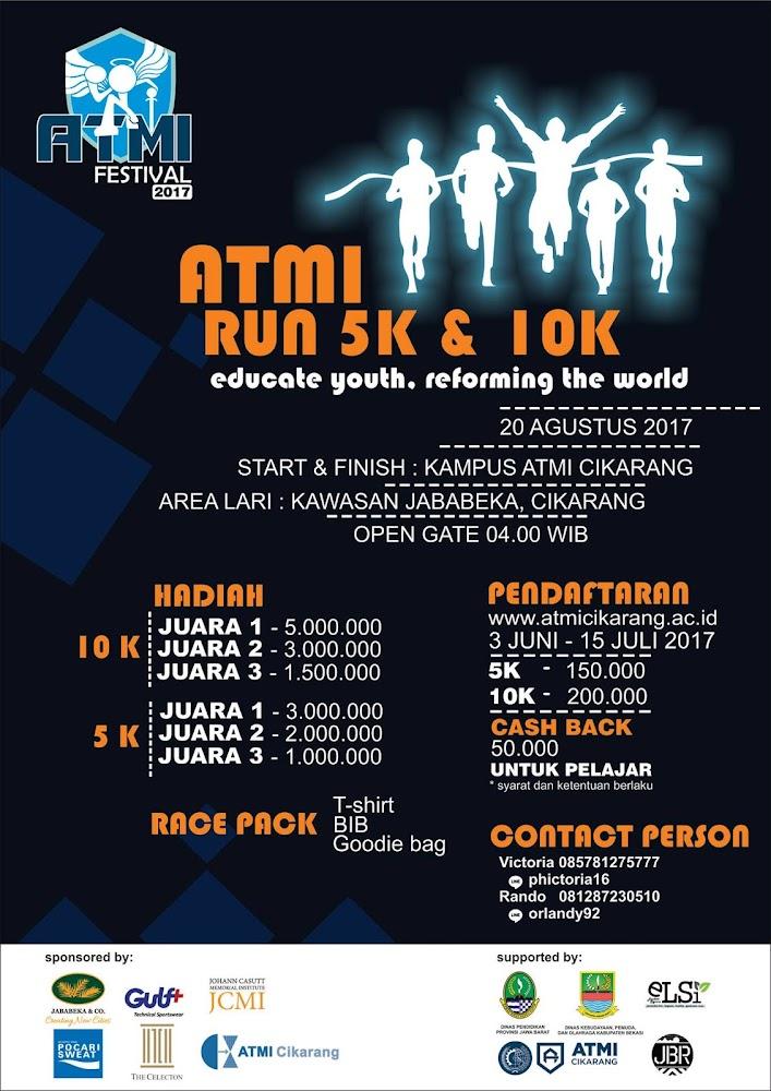ATMI Run • 2017