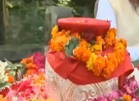 আগরতলায় আসছে প্রয়াত প্রধানমন্ত্রী অটল বিহারী বাজপেয়ীর অস্থি কলস