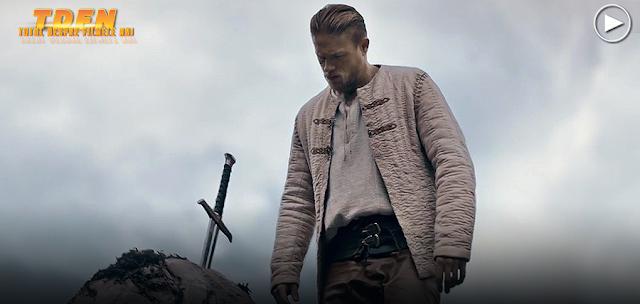 Primul trailer uimitor pentru fantezia de acţiune King Arthur: Legend Of The Sword