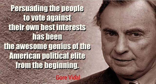 politics gore vidal  3