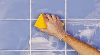 Bahan-bahan Alami Untuk MembersihkanKeramik Lantai Kamar Mandi