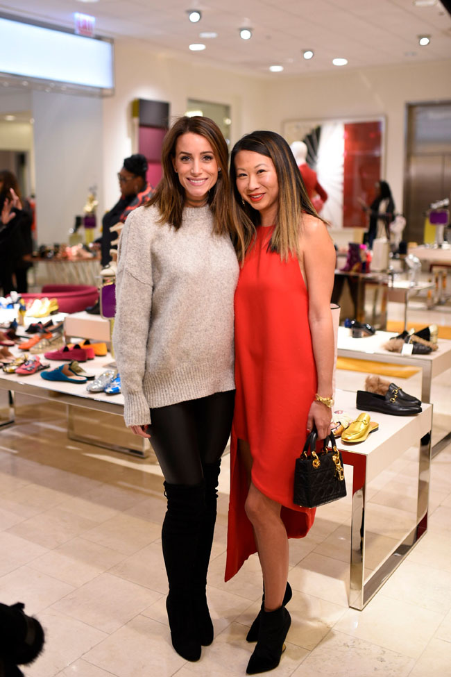 Neiman Marcus Shoe event Chicago
