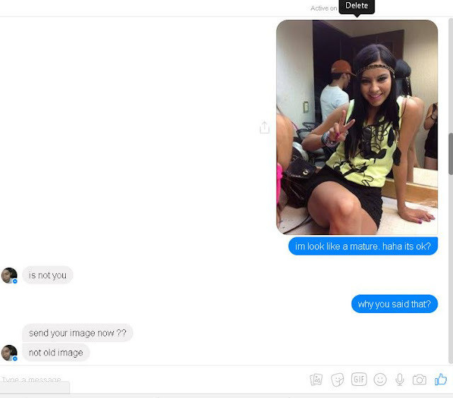 Boy Falls In Love With His Chatmate On Facebook But He Did Not Expect That This Is Her Real Identity!