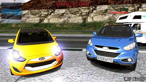 GTA2KHAN2017 Mod Pack For Android [Lite Version] hyundai cars mod pack indian mod gtaam