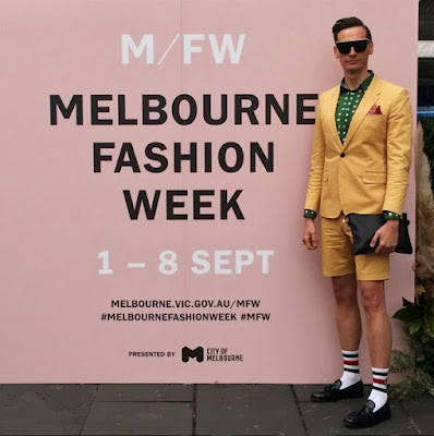 Melbourne fashion week 2017