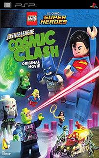 Película LEGO DC Super Heroes: La liga de la justicia. La invasión de Brainiac