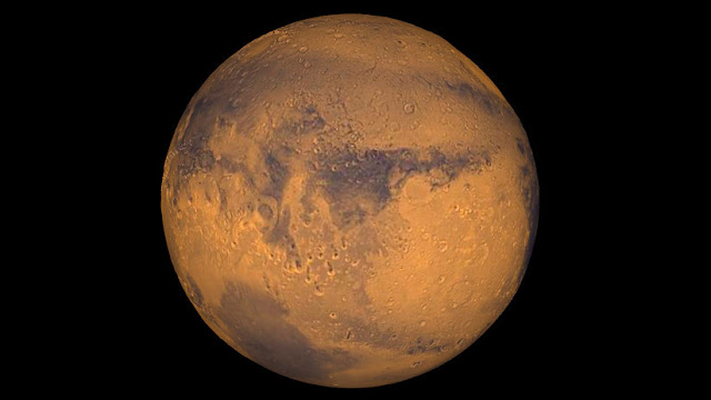 Astronauta británico revela cuándo los humanos pondrán un pie en Marte