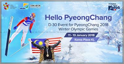 Hello PyeongChang !