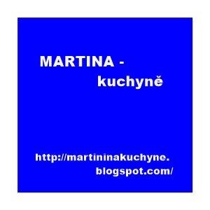 MARTINA - KUCHYNĚ