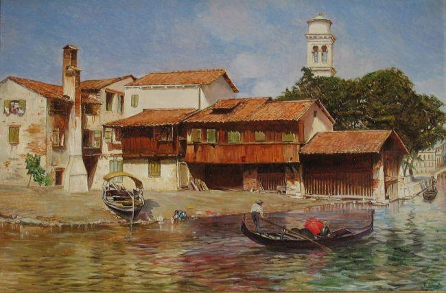 Rubens Santoro 1859-1942