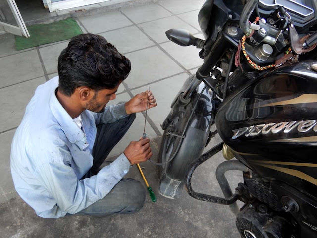 Bike Rental in Jaipur