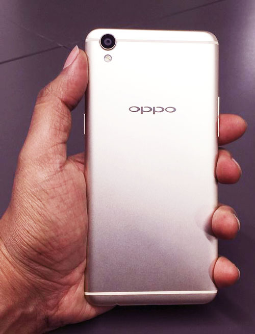 Oppo A37 Update Nougat