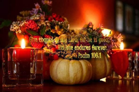 Plethora Ministries Thanksgiving Blessings