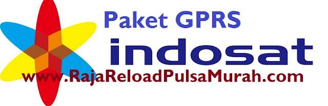 Daftar Harga Paket Indosat GPRS Murah Raja Pulsa