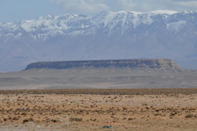 Viajando de carro pelo Marrocos