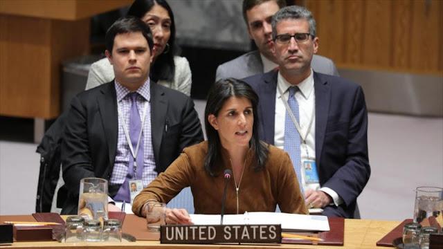EEUU no requiere aval de ONU para su intervención militar en Siria