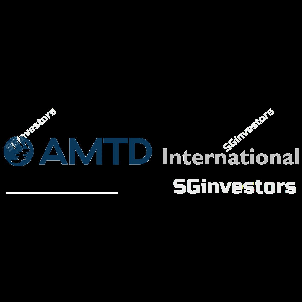 AMTD INTERNATIONAL INC. OV (SGX:HKB) @ SGinvestors.io