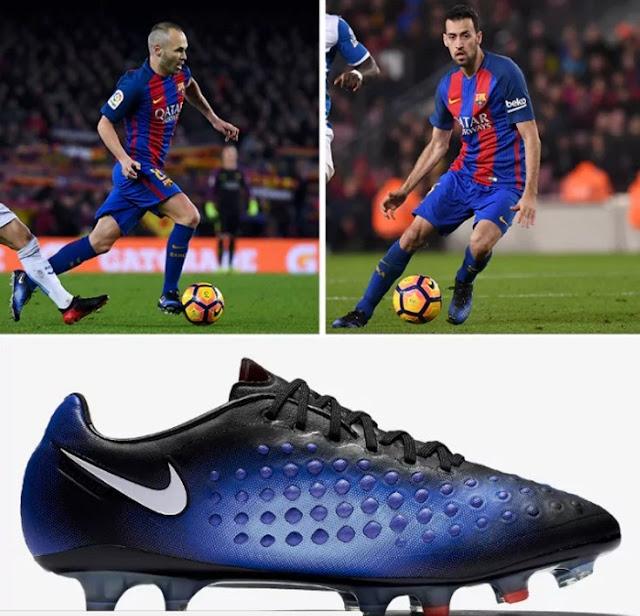 Δείτε ποια παπούτσια φοράνε οι ποδοσφαιριστές και πόσο ΚΟΣΤΙΖΟΥΝ... [photos] tromaktiko11891