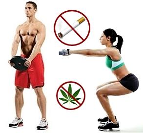 Fumar pérdida masa muscular