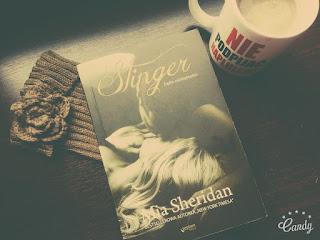"""4. Mia Sheridan - """"Stinger. Żądło namiętności"""""""