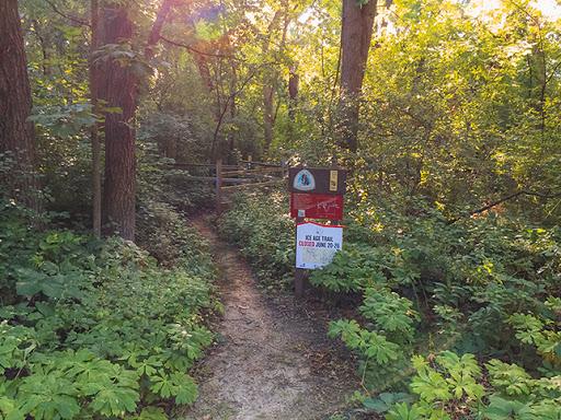 Ice Age Trail Madison Segment