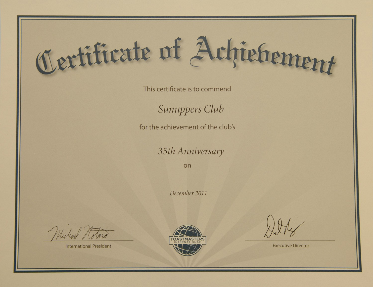 Comfortable toastmasters certificate of appreciation template images toastmasters certificate of appreciation template images yelopaper Images