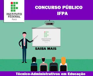 Apostila Concurso IFPA 2016 Técnico Administrativo Grátis CD Digital e Impressa.