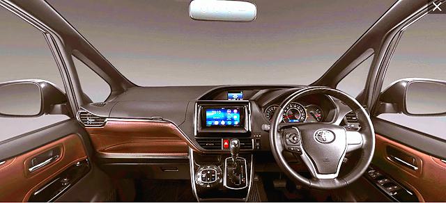 Browsur Toyota Voxy Pekanbaru Riau