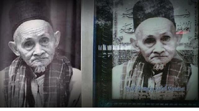 Terungkap! Ini Identitas Kakek Berpeci Yang Sering Dipajang Di Rumah Makan Padang, Ternyata Seorang...