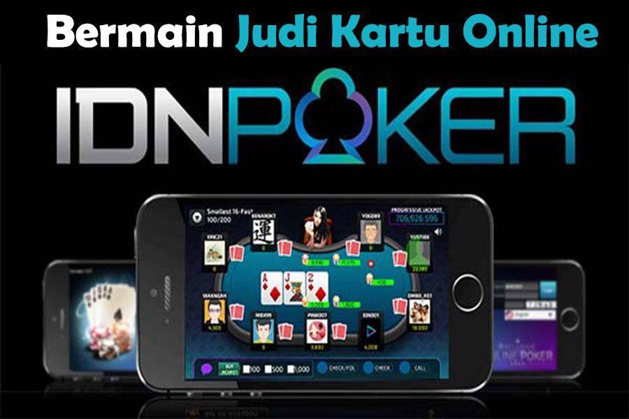 Hasil gambar untuk idn poker
