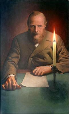 Konstantin Vasiliev,  Fyodor Dostoyevsky, 1976