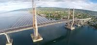 Gambar Jembatan Merah Putih Ambon