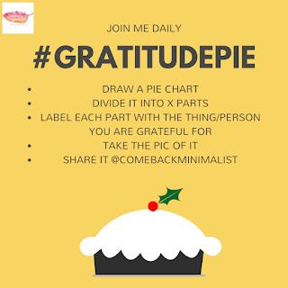 Gratitude Pie