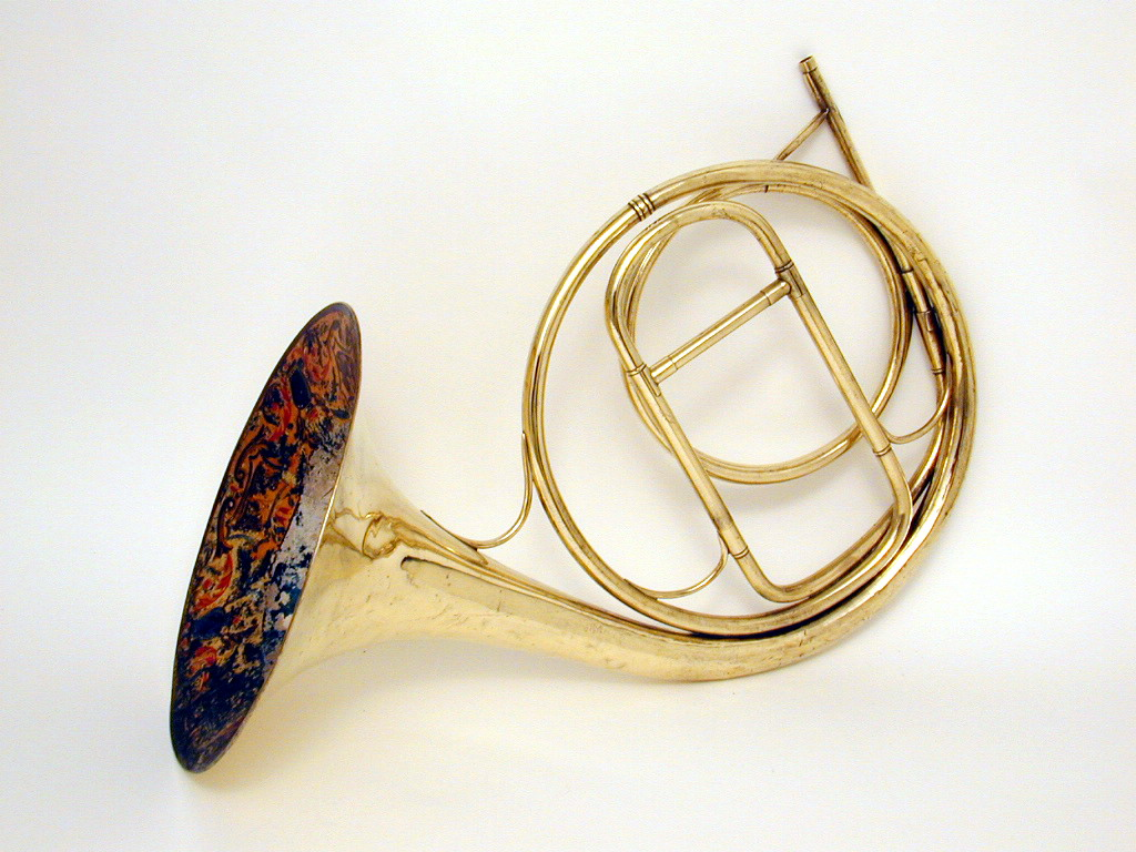 Used Natural French Horn