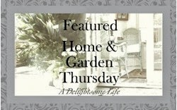Featured on Home & Garden Thursday, Oct. 16, 2013