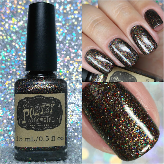 Poetry Cowgirl Nail Polish - November Polish Pickup