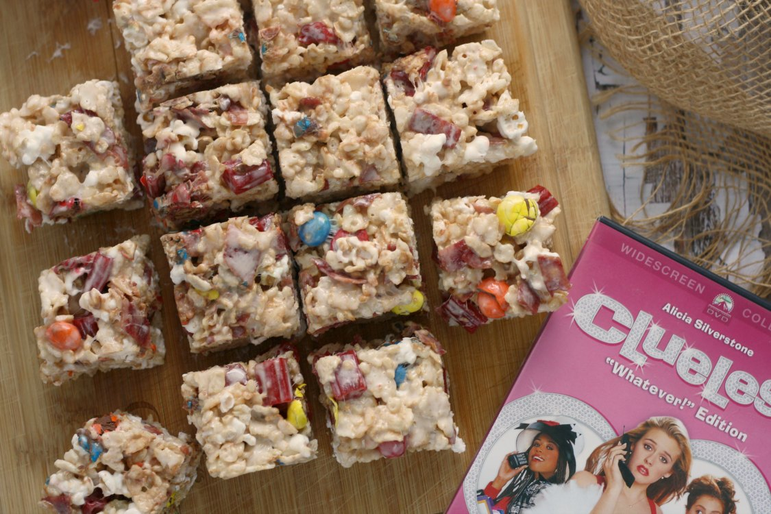 """I Feel Like Such a Heifer"" Marshmallow Squares 