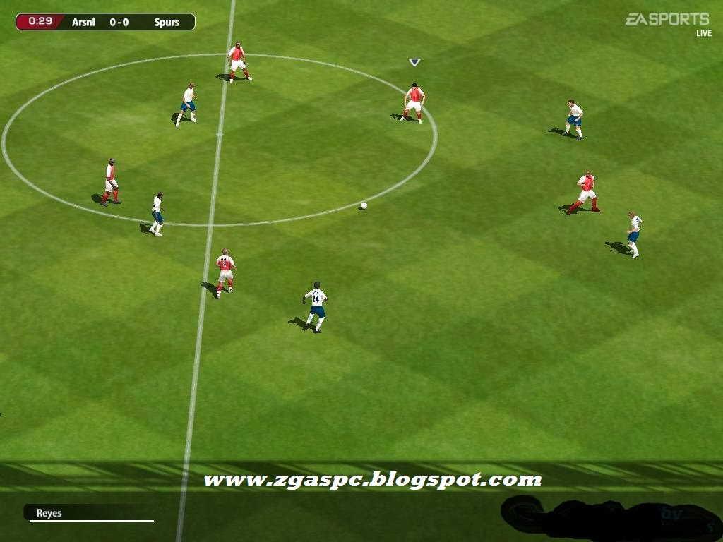 Download Game FIFA Soccer 2005 PS1 ISO + Emulator - ZGAS ...