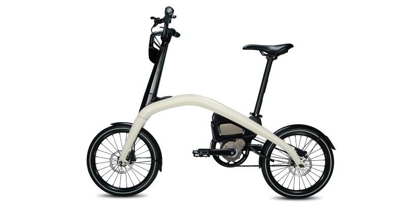 General Motors (GM) foldable e-bike