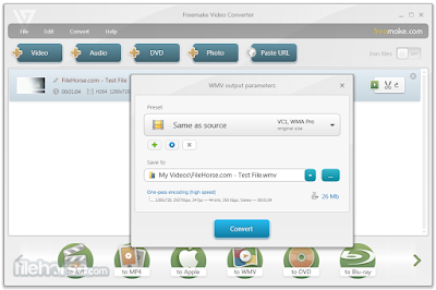 SS Freemake Video Converter