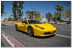 Yellow Car WINDOW TINT