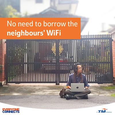 TM WiFi Hotspots Free Internet Access