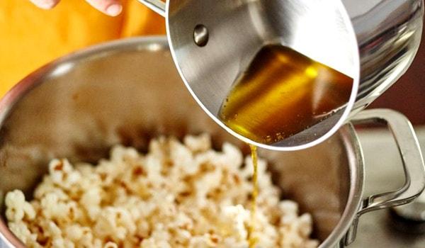 Popcorn recipe - Crispyfoodidea.com