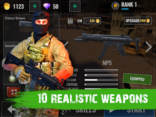 Zombie Shooter Hell 4 Survival v1.19 Mod