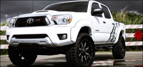 2018 Toyota Tacoma TrD Off-Road Review