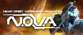 N.O.V.A: Near Orbit Vanguard Allience PPSSPP CSO High Compress